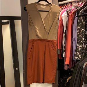MM Lafleur dress pockets